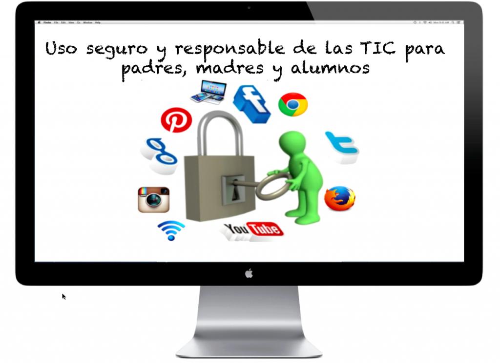 Taller sobre el Uso Seguro y Responsable de las TIC para padres, madres y alumnos - Rafael Hormigos