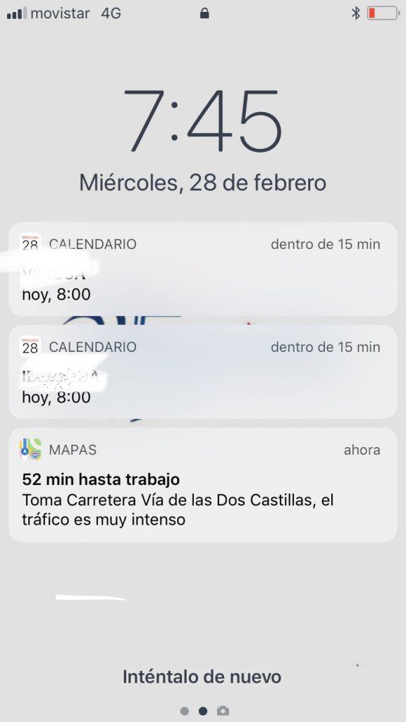 Privacidad Siri - Rafael Hormigos